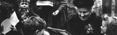 Biografía María Montessori